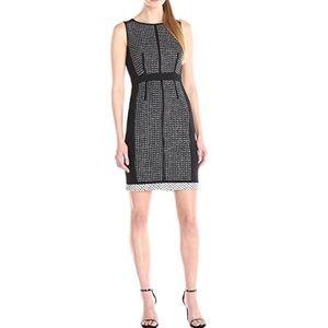 NWOT Sleeveless Tweed Dress